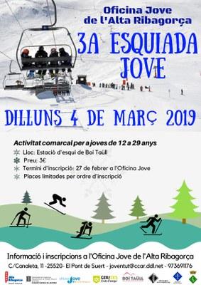 3a Esquiada Jove Comarcal