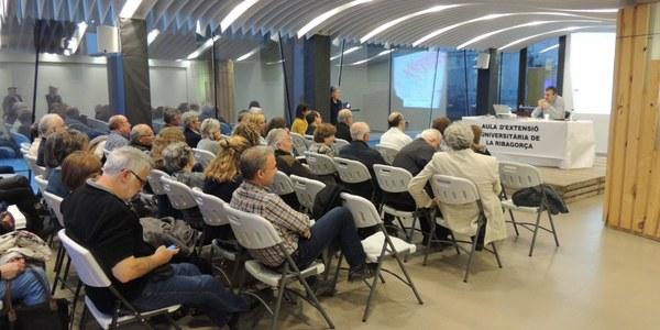Acte de cloenda Aula d'extensió Universitària de la Ribagorça