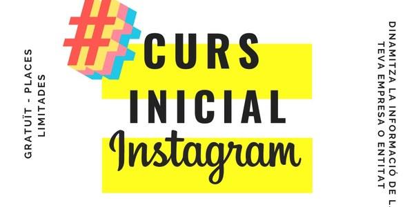 Curs d'iniciació a Instagram