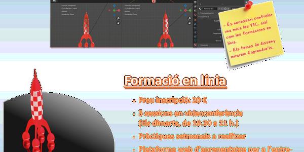 Formació en disseny i impressió 3D