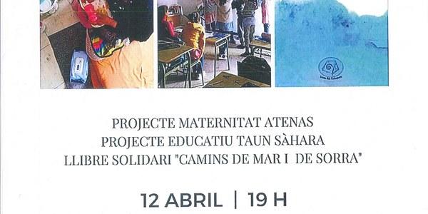 Projecte solidari Lleida pels refugiats