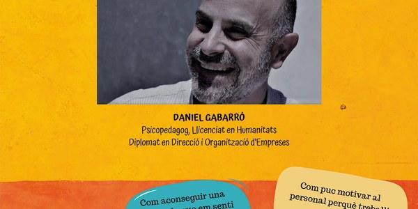 Xerrada Daniel Gabarró