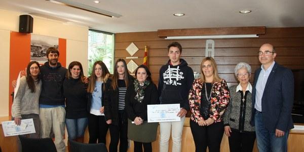 15 anys premiant l'emprenedoria comarcal