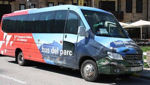 La vaga laboral dels treballadors d'ALSA afecta el servei Bus al Parc