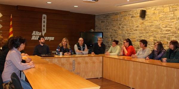 Consell extraordinari d'alcaldes per analitzar la situació del Resort de Boi-Taüll