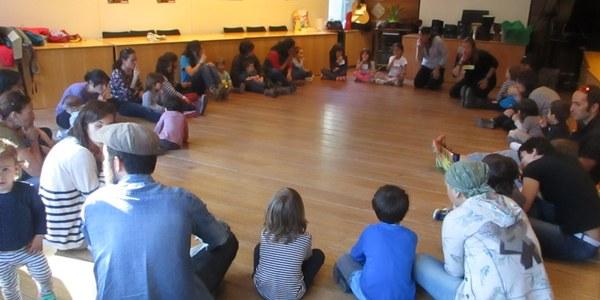 Una de les activiats organitzades pel CDIAP Alta Ribagorça