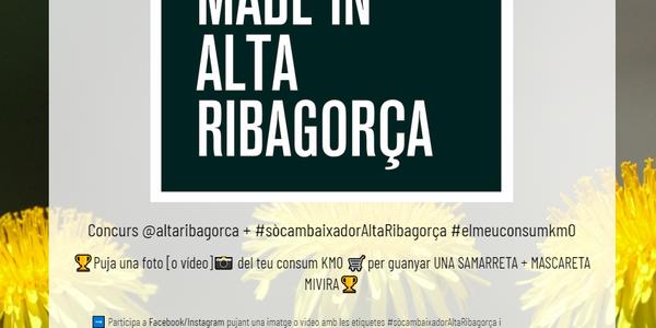 El concurs #sòcambaixadorAltaRibagorça, nova campanya per visibilitzar la comarca a les xarxes