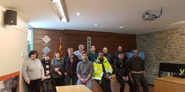 El Consell Comarcal de l'Alta Ribagorça contracta 11 persones dins el programa Treball i Formació