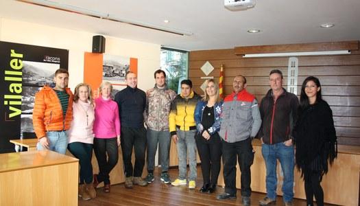 El Consell Comarcal de l'Alta Ribagorça contracta 9 persones dins el programa Treball i Formació