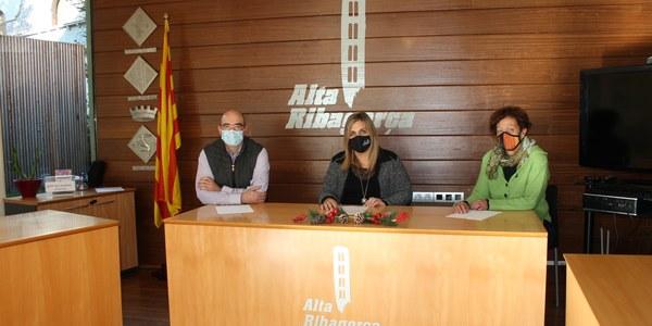 El Consell d'alcaldes de l'Alta Ribagorça, preocupat, davant les noves restriccions contra la Covid-19