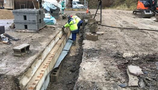 Actuacions de millora per a la deixalleria comarcal