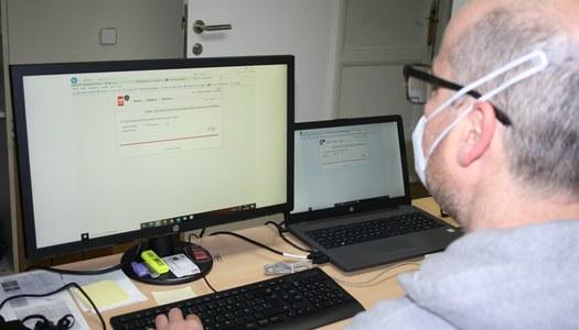 El Consell registre un increment del 40% en la tramitació dels certificats digitals