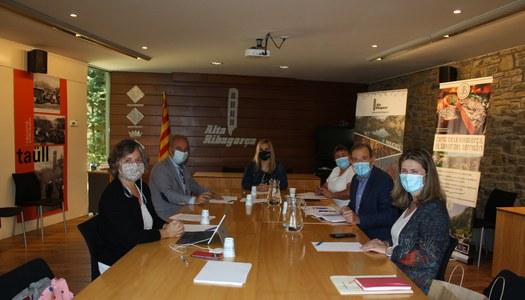 El Pirineu reclamarà al Govern un nou marc de cooperació territorial