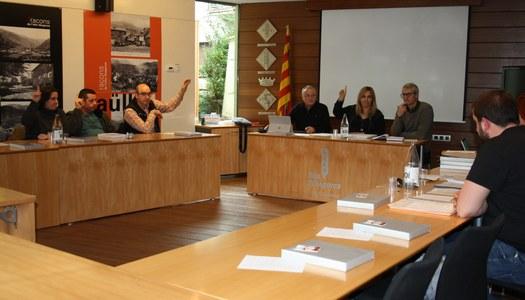 El Ple del Consell Comarcal de l'Alta Ribagorça aprova el pressupost de 3,3 milions d'euros pel 2020