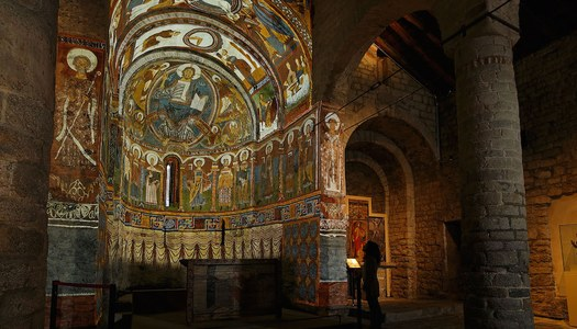 El servei comarcal de Català promou visites guiades al conjunt del romànic