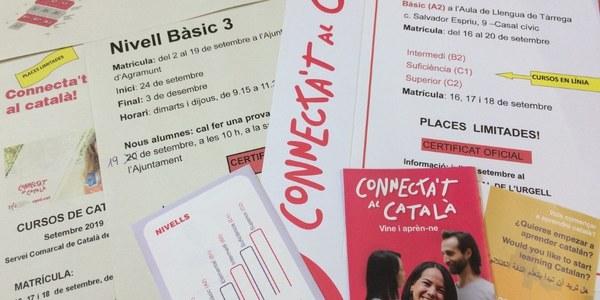 El Servei de Català de l'Alta Ribagorça presenta la seva oferta de cursos