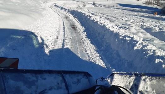 El servei de manteniment hivernal garanteix total normalitat en el primer dia escolar