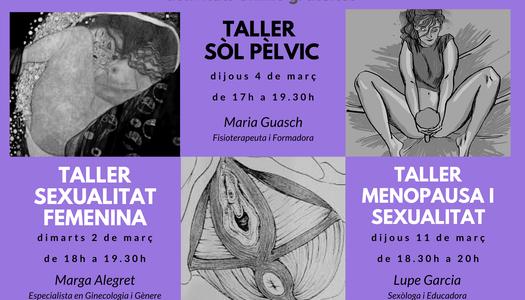 El SIAD organitza diversos tallers sobre sexualitat femenina