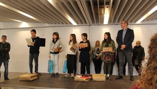 Els joves escriptors i escriptores revitalitzen el 29è Anton Navarro