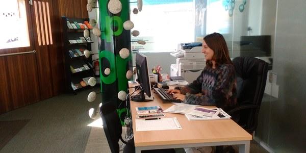 Es posa en marxa un nou servei de referent d'ocupació juvenil a la comarca