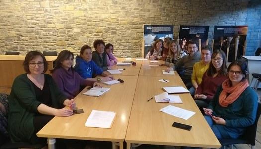 Es presenta un projecte transversal per treballar l'educació emocional a la comarca