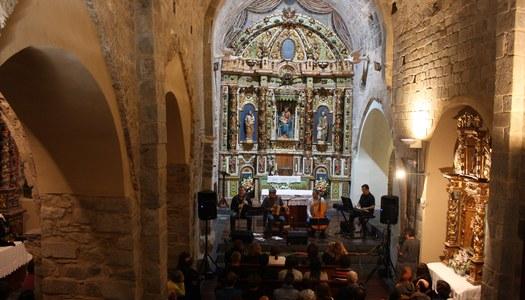 """Guillem Anguera captiva el públic en el primer concert del cicle """"Solistes a l'Alta Ribagorça"""""""