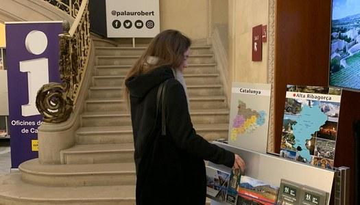 """L'Alta Ribagorça escollida com la """"comarca del mes"""" al Palau Robert"""