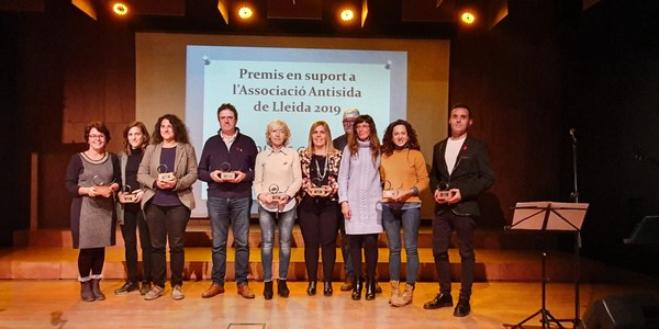 L'Oficina Jove de l'Alta Ribagorça premiada pel seu treball de prevenció i divulgació