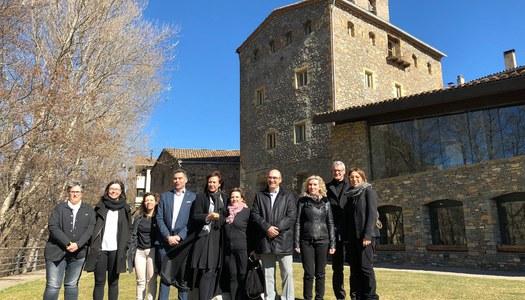 L'Alta Ribagorça estrenarà el nou arxiu comarcal el 2021