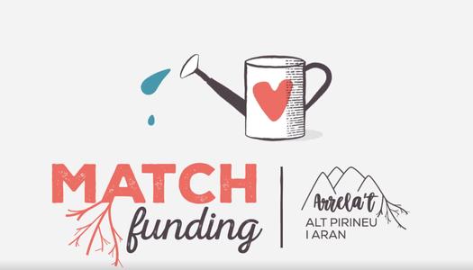 Primera campanya de matchfunding al Pirineu