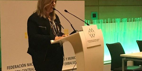La presidenta del Consell Comarcal presenta 50 propostes contra el despoblament