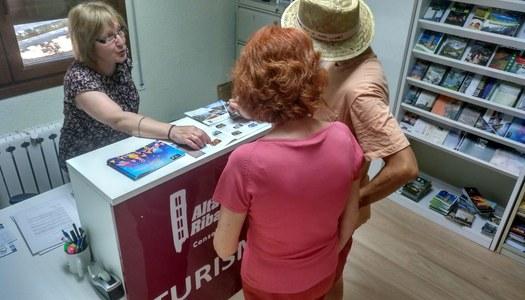 Noves guies centralitzen tota la informació turística de la comarca