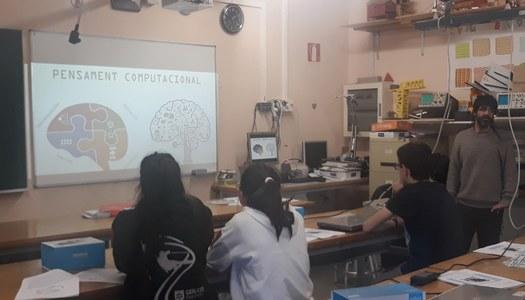 Tret de sortida a un projecte per desvetllar la curiositat per la Ciència i la Tecnologia en l'àmbit educatiu