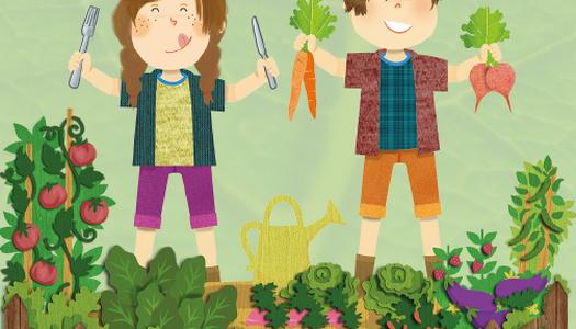 Productes de proximitat durant la Setmana Bio als menjadors escolars de l'Alta Ribagorça