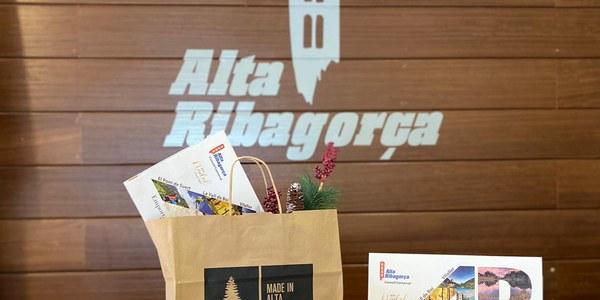 """Tret de sortida de la campanya """"Emporta't l'Alta Ribagorça a casa"""" per incentivar el consum a bars i restaurants"""