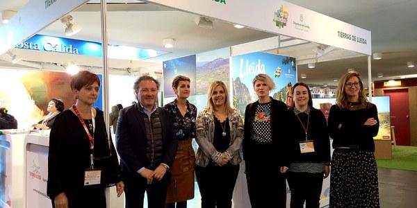 Turisme de l'Alta Ribagorça assisteix per 14è any consecutiu a la fira NAVARTUR de Pamplona