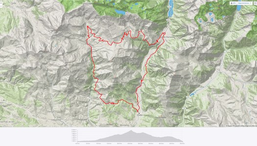 RUTA 6. Vilaller-Coll de Salines-Fonchanina-Castanesa-Vilaller
